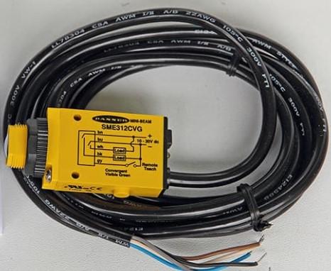 Фотоэлектрический датчик BANNER SME312CVG