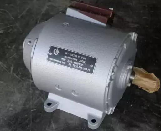Электродвигатели постоянного тока коллекторные на лапах ЭП-110-245