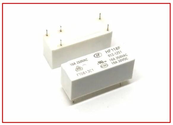 Реле электромагнитное HF118F