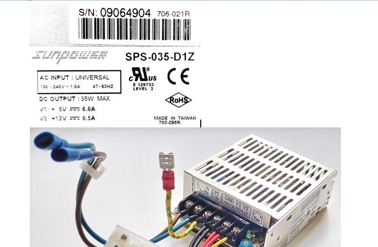 Блок питания SPS-035-D1Z